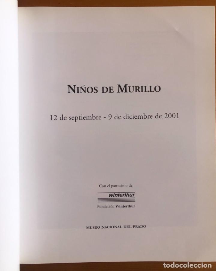 Libros de segunda mano: PINTURA- NIÑOS DE MURILLO- MUSEO DEL PRADO 2001 - Foto 3 - 266876524