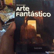 Livros em segunda mão: ARTE FANTASTICO - WALTER SCHURIAN - TASCHEN, 2005 - KLIMT, DALI, GIGER. Lote 267357634