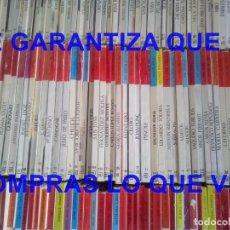 Libros de segunda mano: 130 TOMOS ARTISTAS ESPAÑOLES CONTEMPORANEOS TODOS DIFERENTES U48. Lote 267629679