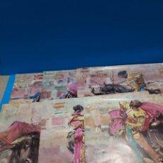 Libros de segunda mano: LOTE DE SEIS REPRODUCCIONES DEL PINTOR MADRILEÑO..ANGEL GONZÁLEZ MARQUEZ...1907/1977.... Lote 268604314