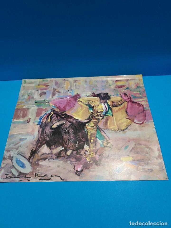 Libros de segunda mano: LOTE DE SEIS REPRODUCCIONES DEL PINTOR MADRILEÑO..ANGEL GONZÁLEZ MARQUEZ...1907/1977... - Foto 3 - 268604314