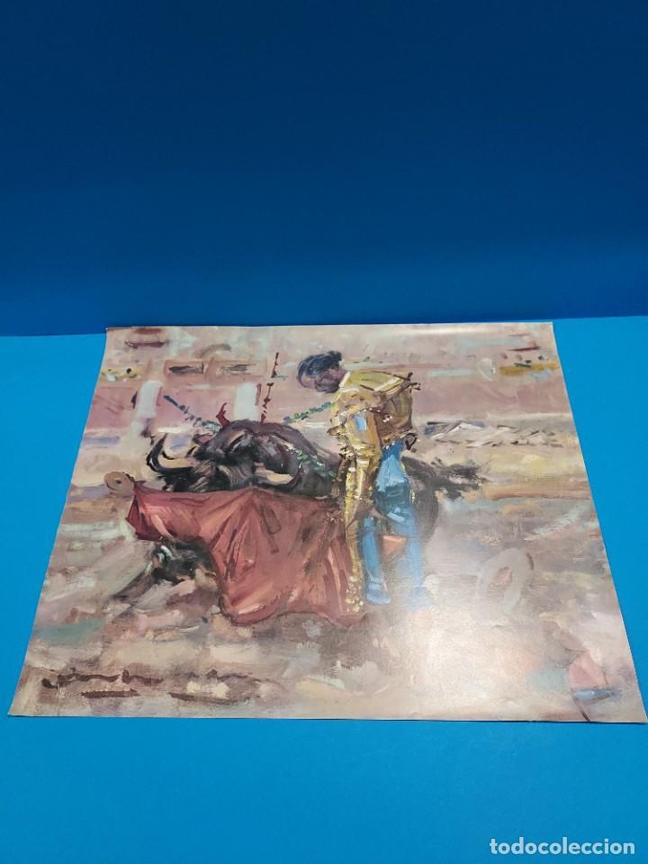 Libros de segunda mano: LOTE DE SEIS REPRODUCCIONES DEL PINTOR MADRILEÑO..ANGEL GONZÁLEZ MARQUEZ...1907/1977... - Foto 4 - 268604314