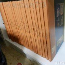 Libros de segunda mano: LIBROS ARTE LOS GENIOS DE LA PINTURA ESPAÑOLA ED SARPE 1988 -24 VOLÚMENES COLECCION COMPLETA. Lote 268593589