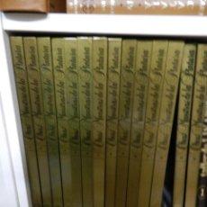 Libros de segunda mano: LIBRO S ENCICLOPEDIA OBRAS MAESTRAS DE LA PINTURA ED PLANETA 14 TOMOS COMPLETA BUEN ESTADO. Lote 268815644