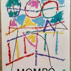 Livros em segunda mão: MANUEL H. MOMPÓ. INSTITUCIÓN ALFONSO EL MAGNÁNIMO / DIPUTACIÓN DE VALENCIA, 1984.. Lote 268833519