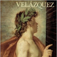Libros de segunda mano: * VELÁZQUEZ * CATÁLOGO EXPOSICIÓN MUSEO DEL PRADO 1990 *. Lote 269059378