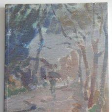 Libros de segunda mano: RAIMON ROCA - UNA VOCACIÓ PER LA PINTURA / AUTÓGRAFO. Lote 269093798
