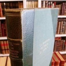 Libros de segunda mano: 1953 - MARIANO TOMÁS - LA MINIATURA RETRATO EN ESPAÑA. Lote 269231133