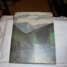 Libros de segunda mano: MAGIN BERENGUER EXPOSICION ANTOLOGICA.CAMCO OVIEDO 1996. Lote 269485458