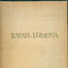 Libros de segunda mano: NUMULITE L0606 RAFAEL LLIMONA JOAN TEIXIDOR RAMON CAPMANY RAFAEL BENET … 2 PÁGINAS SUELTAS. Lote 269507423