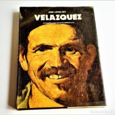 Libros de segunda mano: 1978 VELAZQUEZ - 25 X 34.CM. Lote 270344058