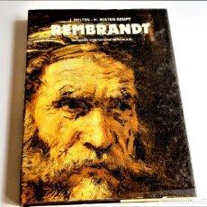 Libros de segunda mano: 1978 REMBRANDT - 25 X 34.CM. Lote 270345273