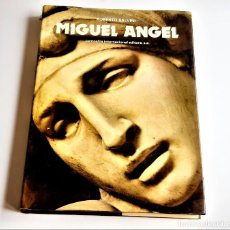 Libros de segunda mano: 1976 MIGUEL ANGEL - 25 X 34.CM. Lote 270345583