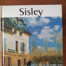 Libros de segunda mano: SISLEY, LA ERA DE LOS IMPRESIONISTAS. GLOBUS. Lote 271028148