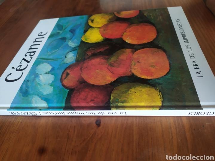 Libros de segunda mano: Cézanne, La era de los impresionistas. Globus - Foto 3 - 271028833