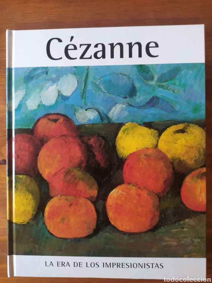 CÉZANNE, LA ERA DE LOS IMPRESIONISTAS. GLOBUS (Libros de Segunda Mano - Bellas artes, ocio y coleccionismo - Pintura)