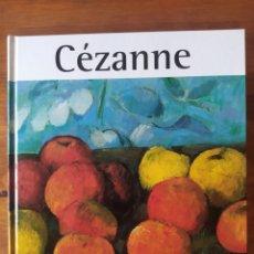Libros de segunda mano: CÉZANNE, LA ERA DE LOS IMPRESIONISTAS. GLOBUS. Lote 271028833