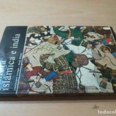 Libros de segunda mano: PINTURA ISLAMICA E INDIA / LEVËQUE - MENANT / AGUILAR HISTORIA GENERAL PINTURA / AJ16. Lote 272584238