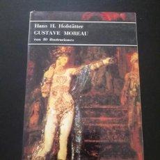 Livros em segunda mão: GUSTAVE MOREAU CON 80 ILUSTRACIONES. Lote 273297453