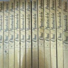 Libros de segunda mano: OBRAS MAESTRAS DE LA PINTURA, COMPLETA. Lote 273462248