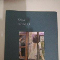Libros de segunda mano: ELISA ABALO. XUNTA GALICIA.1998. Lote 274214408