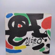 Libri di seconda mano: MIRÓ EDITADO POR POLIGRAFA EN 1970.. Lote 275235113