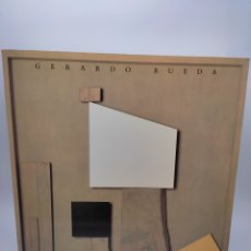 Libros de segunda mano: GERARDO RUEDA 1989. Lote 275239083