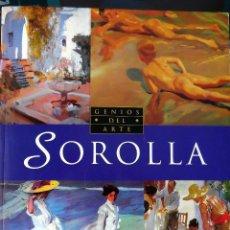 Libros de segunda mano: SOROLLA. LAURA GARCÍA. SUSAETA 2002 ESTADO: BUENO 96 PÁGS. ILUSTRACIONES EN COLOR.. Lote 275275103