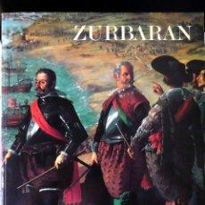 Libri di seconda mano: ZURBARÁN. MUSEO DEL PRADO. Mº DE CULTURA 1988 ESTADO: MUY BUENO 461 PÁGS. NUMEROSAS ILUSTRACIONES EN. Lote 275276493