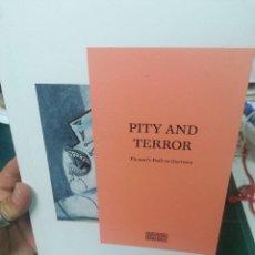 Libri di seconda mano: PITY AND TERROR. PICASSOS PATH TO GUERNICA. MUSEO REINA SOFIA. Lote 275276738