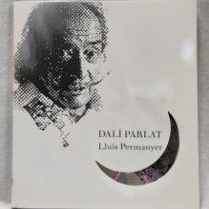 """Libros de segunda mano: """"DALÍ PARLAT"""" DE LLUÍS PERMANYER. EDITORIAL CULTURA S.A. CAIXA GIRONA 2003. EN CATALÁN. INCLUYE CD.. Lote 275715648"""