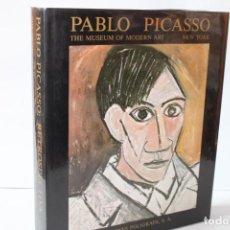 Libri di seconda mano: PABLO PICASSO : RETROSPECTIVA / EDITADO POR WILLIAM RUBIN / EDICIONES POLIGRAFIA. Lote 275731843
