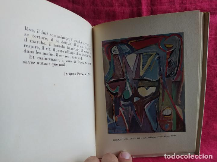 Libros de segunda mano: Bram Van Velde. Douze reproductions - Putman, Jacques; Beckett, Samuel; Duthuit, George - Foto 6 - 275909378