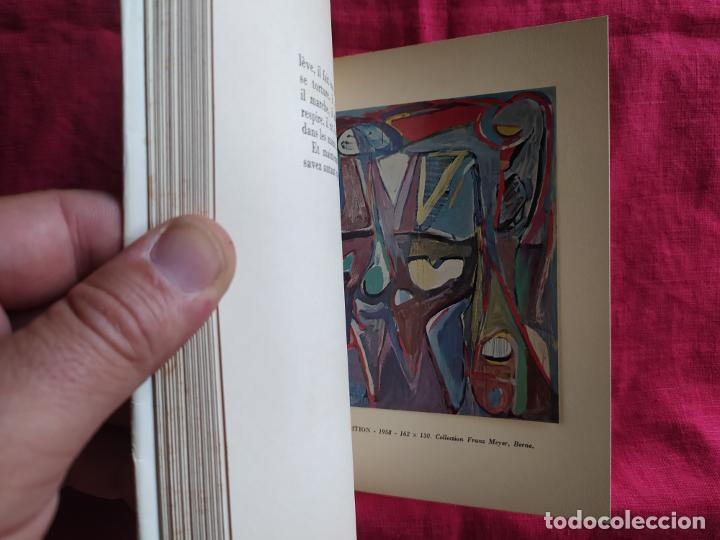 Libros de segunda mano: Bram Van Velde. Douze reproductions - Putman, Jacques; Beckett, Samuel; Duthuit, George - Foto 7 - 275909378