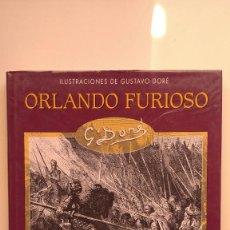 Libros de segunda mano: ORLANDO FURIOSO - ILUSTRACIONES DE GUSTAVO DORÉ - EDIMAT LIBROS, 2003. Lote 276264523
