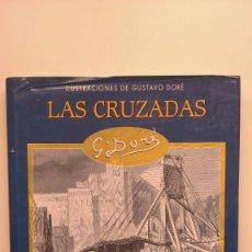 Libros de segunda mano: LAS CRUZADAS - ILUSTRACIONES DE GUSTAVO DORÉ - EDIMAT LIBROS, 2003. Lote 276264608