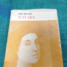 Libros de segunda mano: RAFAEL. FRED BERENCE. Lote 276452148