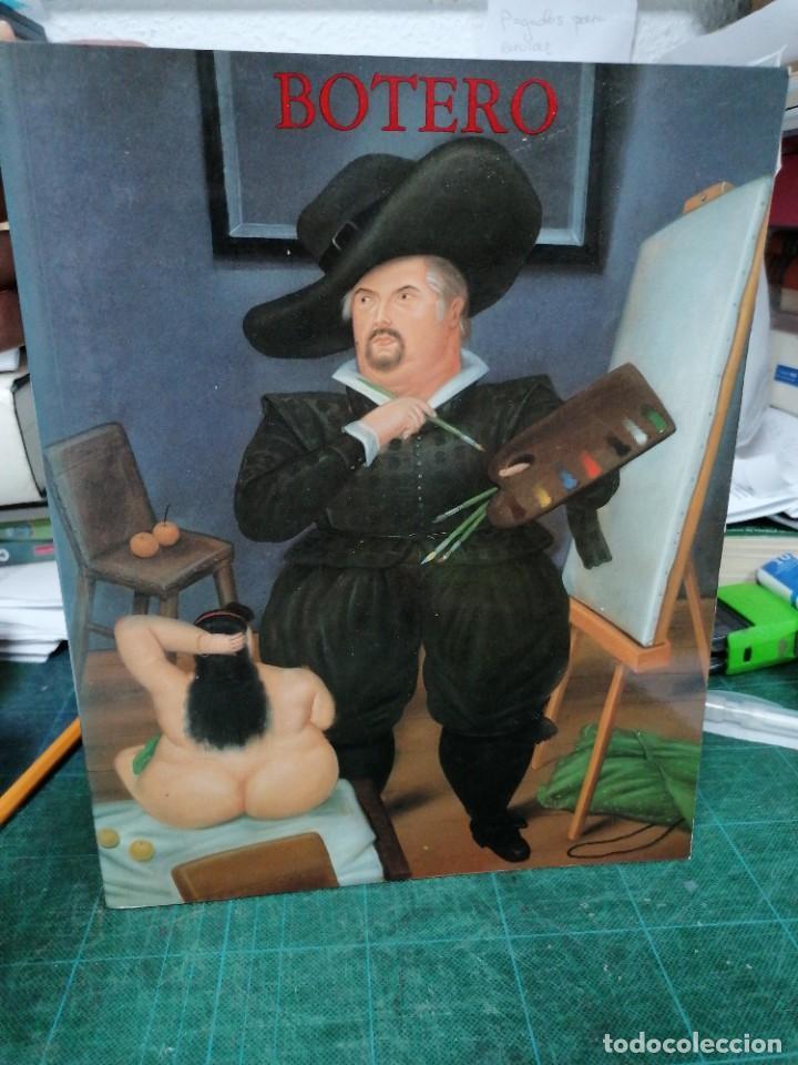 BOTERO (Libros de Segunda Mano - Bellas artes, ocio y coleccionismo - Pintura)