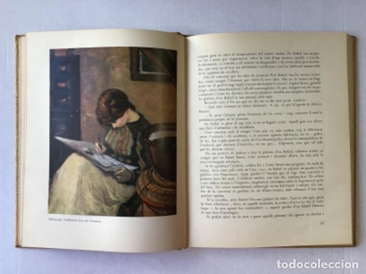 Libros de segunda mano: RAFAEL LLIMONA. - TEIXIDOR, Joan, CAPMANY, Ramon de, BENET, Rafael, SAGARRA, Josep Mª de, MARAGALL.. - Foto 3 - 123251695