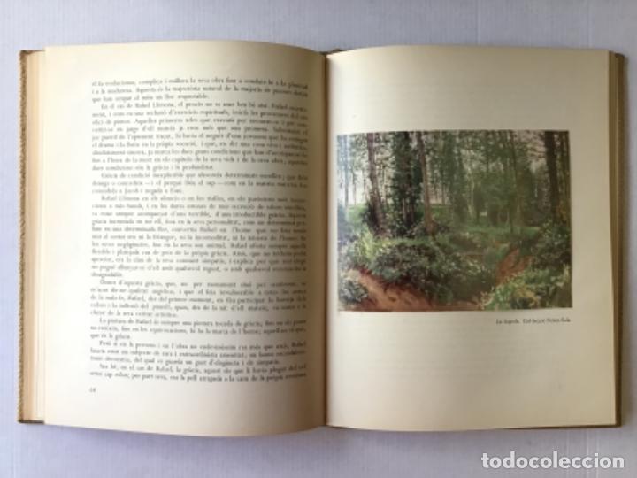 Libros de segunda mano: RAFAEL LLIMONA. - TEIXIDOR, Joan, CAPMANY, Ramon de, BENET, Rafael, SAGARRA, Josep Mª de, MARAGALL.. - Foto 4 - 123251695