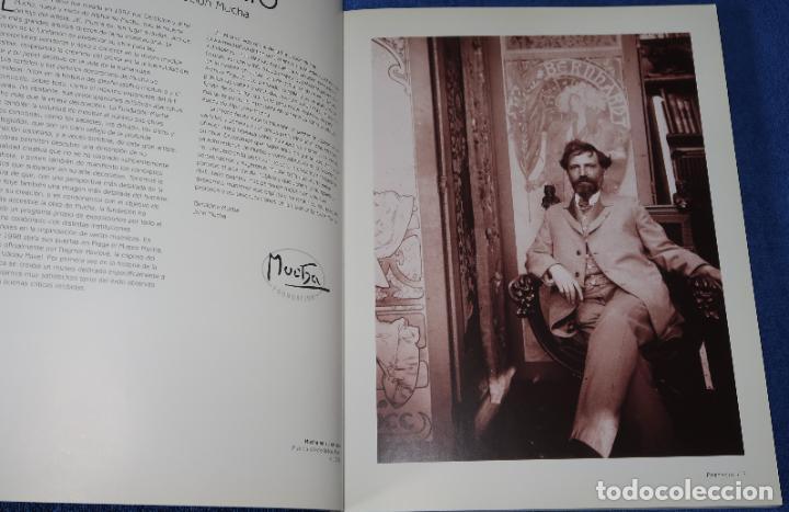 Libros de segunda mano: Alphonse Mucha - Sarah Mucha - Mucha Museum (2000) - Foto 3 - 277668503