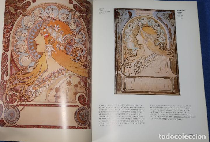 Libros de segunda mano: Alphonse Mucha - Sarah Mucha - Mucha Museum (2000) - Foto 4 - 277668503