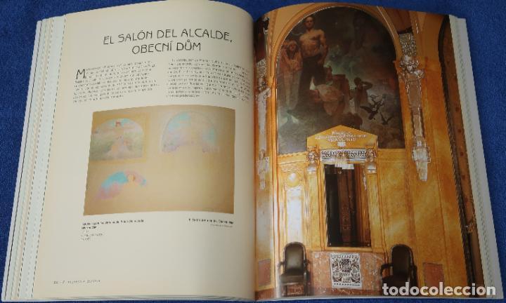 Libros de segunda mano: Alphonse Mucha - Sarah Mucha - Mucha Museum (2000) - Foto 8 - 277668503