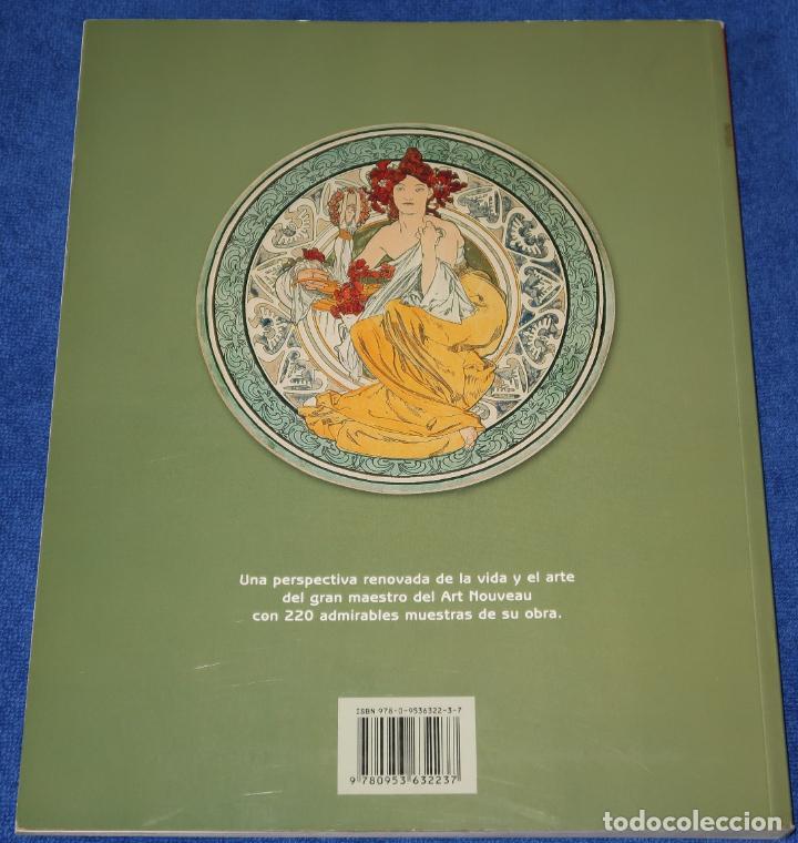 Libros de segunda mano: Alphonse Mucha - Sarah Mucha - Mucha Museum (2000) - Foto 9 - 277668503