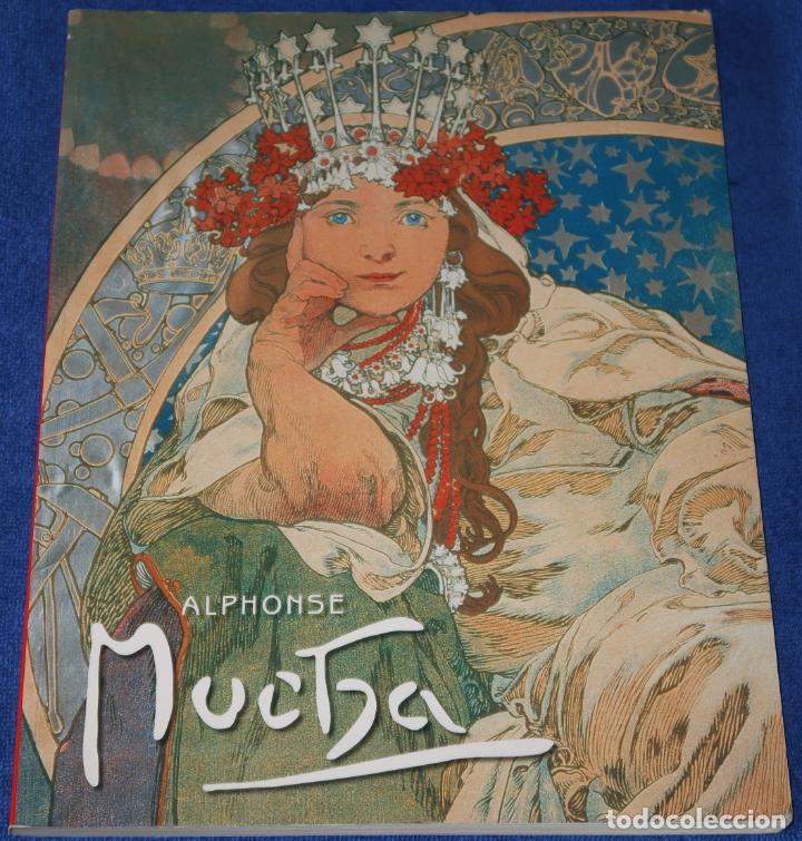 ALPHONSE MUCHA - SARAH MUCHA - MUCHA MUSEUM (2000) (Libros de Segunda Mano - Bellas artes, ocio y coleccionismo - Pintura)