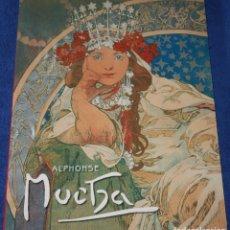 Libros de segunda mano: ALPHONSE MUCHA - SARAH MUCHA - MUCHA MUSEUM (2000). Lote 277668503