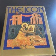 Libros de segunda mano: THE ICON. Lote 278373083