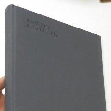 Libros de segunda mano: DESASTRES DE LA GUERRA. ESTUDIOS (GOYA). Lote 278471508