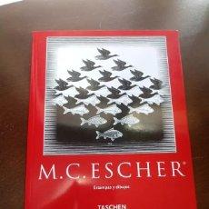 Libros de segunda mano: M.C. ESCHER. Lote 278477898