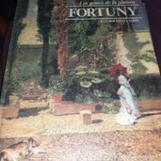 Livros em segunda mão: LOS GENIOS DE LA PINTURA TOMO 72. FORTUNY. SARPE. Lote 278886938